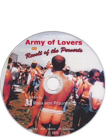 army of lovers shop