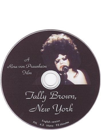 tally brown shop